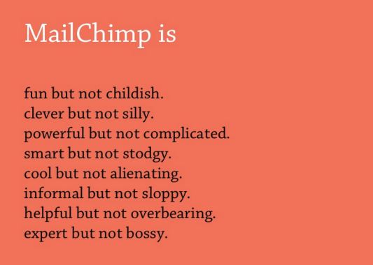 Mailchimp This But Not That List